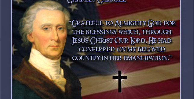 The Catholic Defender: Charles Carroll, Business Man, Signer of the Declaration of Independence, Str