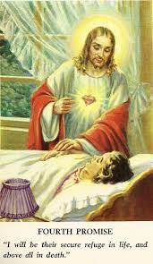 The Catholic Defender: The Promises of the Sacred Heart of Jesus to St. Margaret Mary Promise 4
