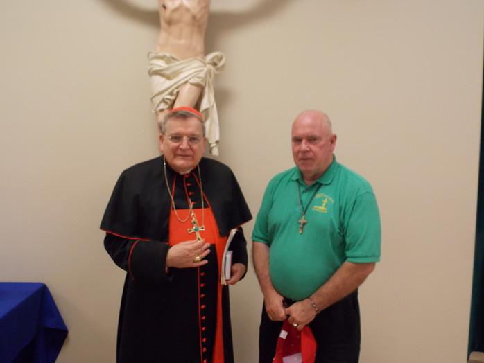The Catholic Defender: Cardinal Burke Calls For a 54 Day Rosary Novena for America
