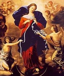 The Catholic Defender: Virgin Mary Undoer of Knots