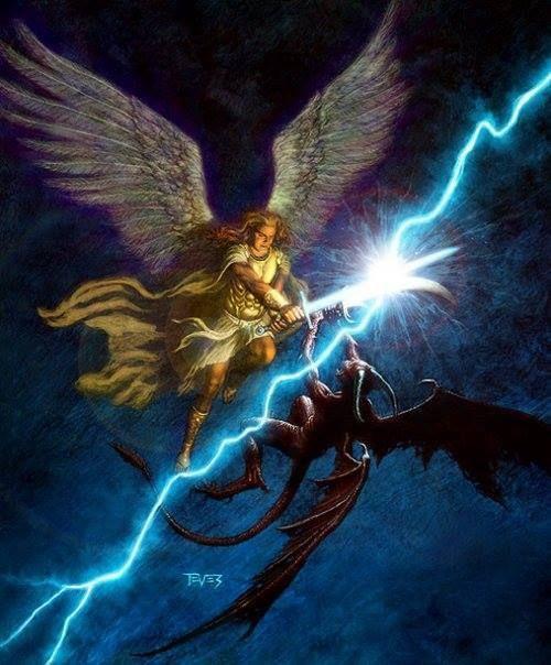 The Catholic Defender: Prayer to Defeat the Work of Satan