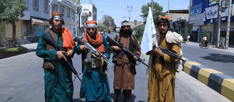 The Catholic Defender: The Taliban is Ruthless following their 7th Century Islamic Jihad