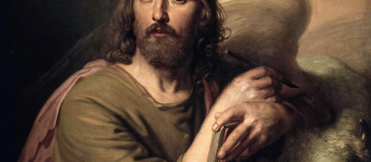The Catholic Defender: St. Luke, Doctor At Calvary