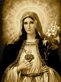 The Catholic Defender: Our Lady Of Sorrows Pray For Us