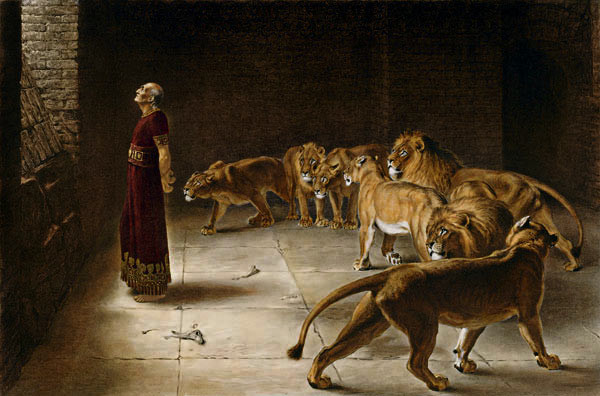 The Catholic Defender: Daniel 11:32, Take Strong Action!