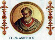 The Catholic Defender: Pope St. Anicetus