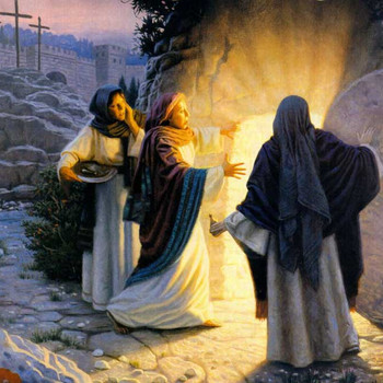 The Catholic Defender: John Chapter 20 Says It All! Jesus Is Risen