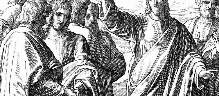 The Catholic Defender: Matthew 10:14, Shake The Dust
