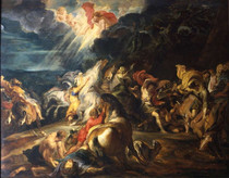 The Catholic Defender: The Conversion Of St. Paul
