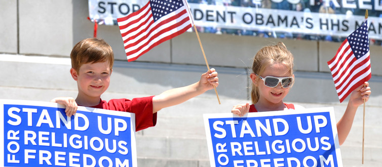 The Catholic Defender: This is an Excellent Example for Religious Exemption