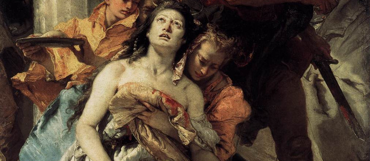 The Catholic Defender: The Saint Agatha Story