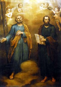 The Catholic Defender: St. Marcellinus and Peter