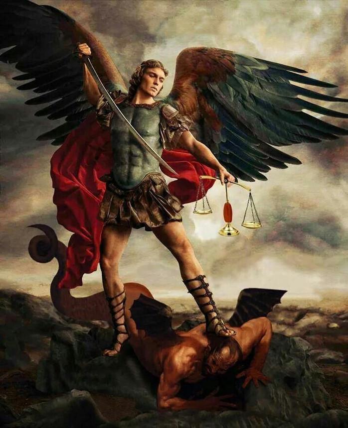 The Catholic Defender: The St. Michael Chaplet