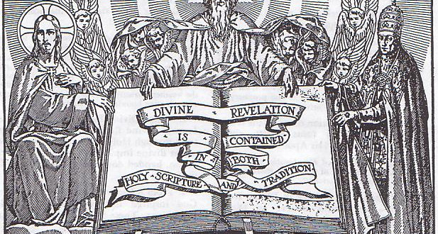 The Catholic Defender: Apostolic Succession and the Deposit of Faith