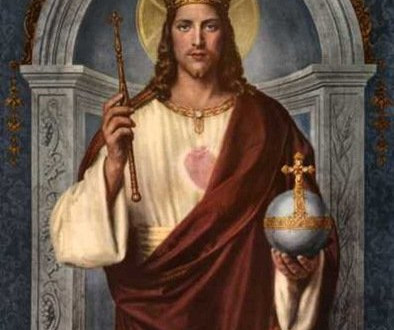 The Catholic Defender: The Promises of the Sacred Heart of Jesus to St. Margaret Mary Promise 10