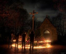 The Catholic Defender: Halloween