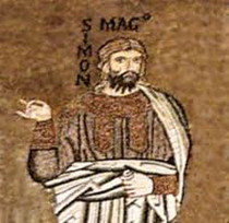 The Catholic Defender: Simon Magus