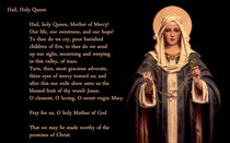 The Catholic Defender: Hail Holy Queen