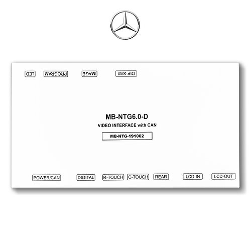 MERCEDES-BENZ NTG6.0 D