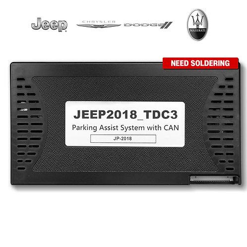 JEEP 2018 TDC3 [Pacifica]