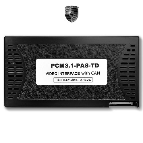 PCM3.1 PAS TD