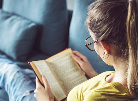 Before you grab a book, what's your outlook?