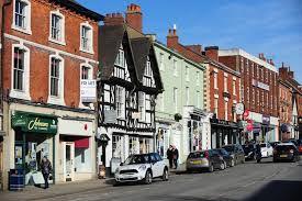 Ashby de-la Zouch, Leicestershire