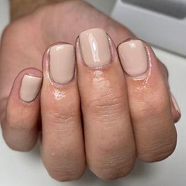 natural nude gel overlays
