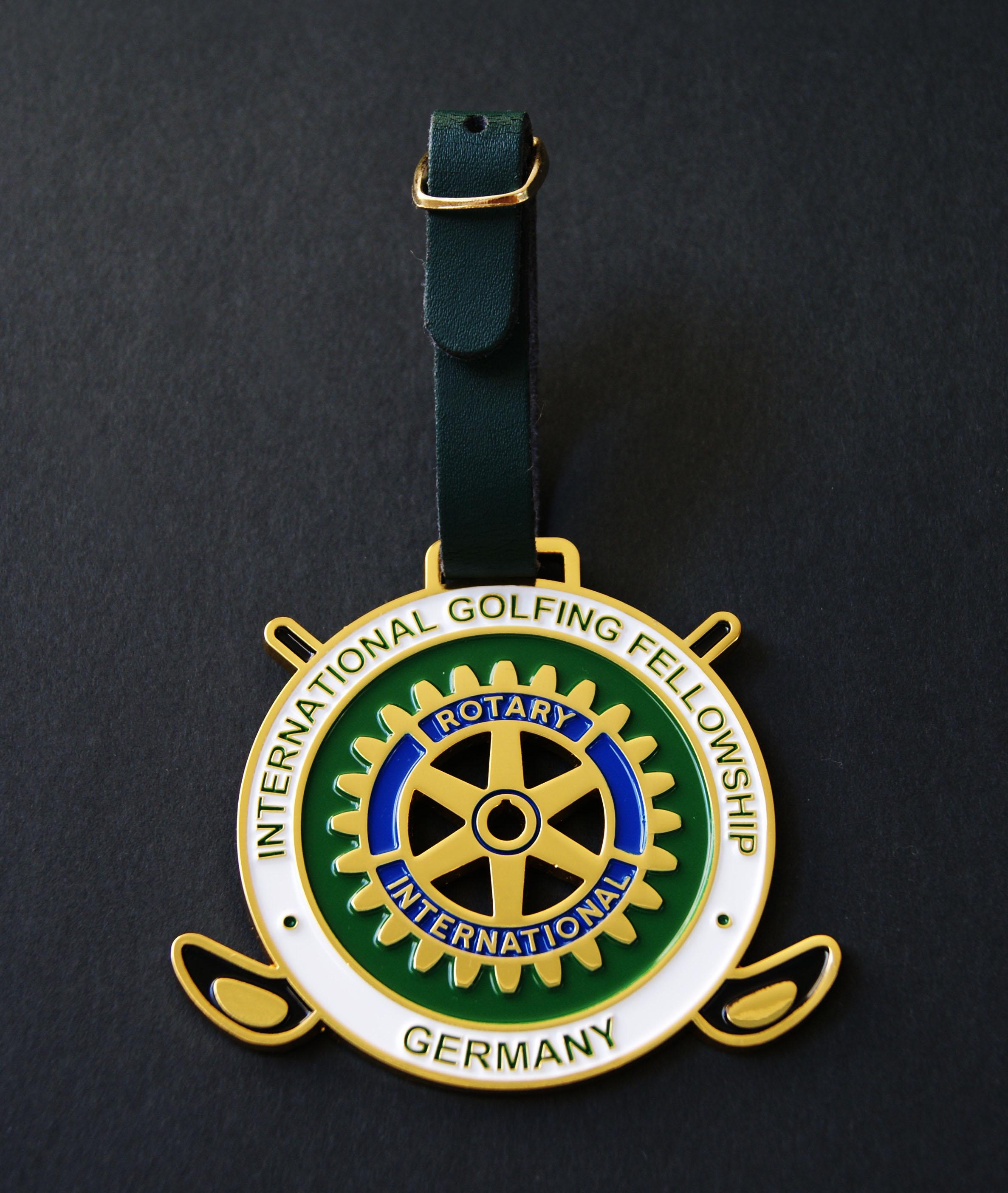 Rotary International Golftag 2017