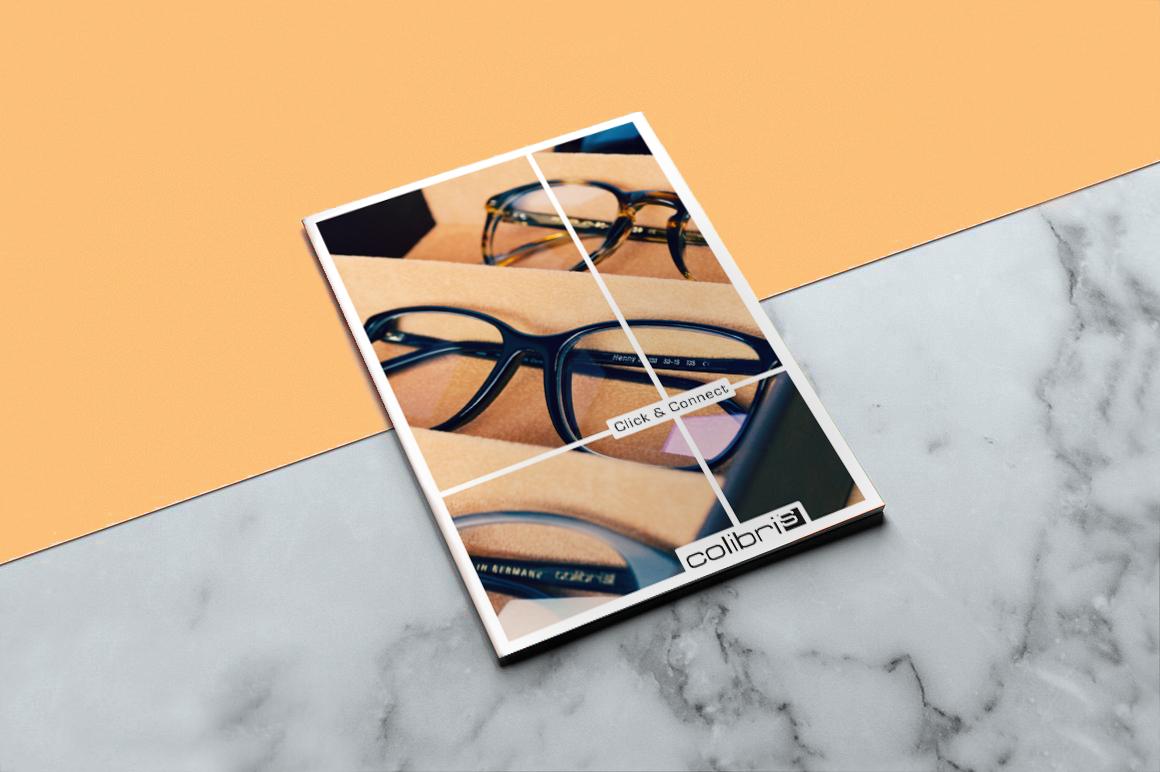 Broschüre für Colibris 2015