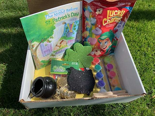 Catch a Leprechaun Curriculum Box