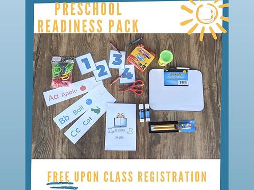 Preschool Readiness Pack