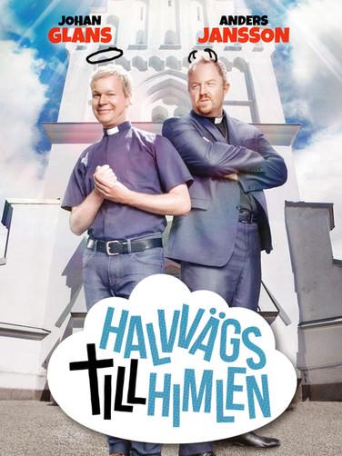 HALVVÄGS TILL HIMLEN
