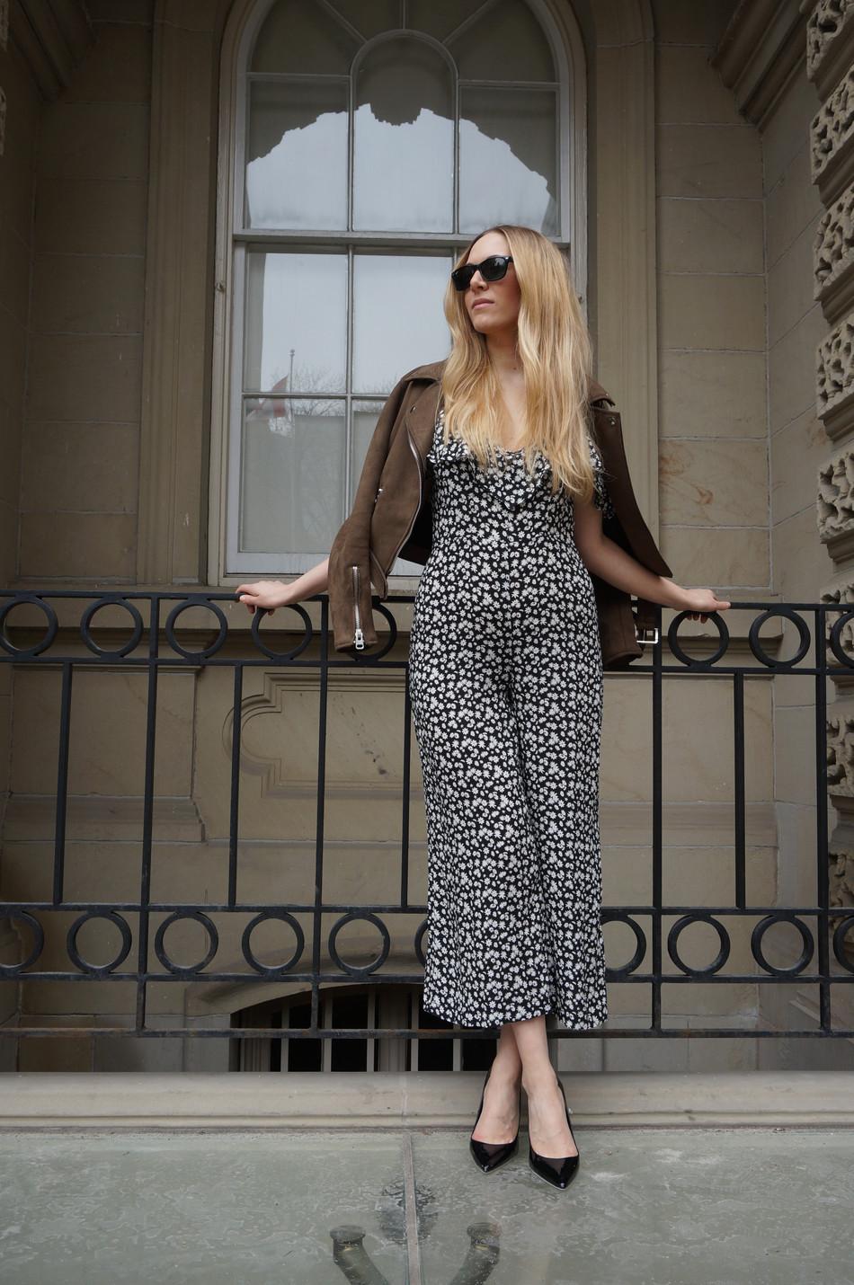 ManRepeller: How To Avoid Looking Frumpy In A Wide-Leg Jumpsuit