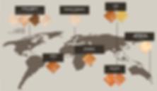 แผ่นไม้นำเข้าจากหลายแหล่งทั่วโลก