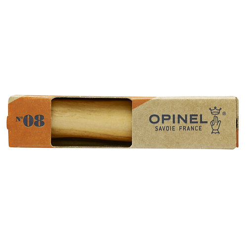 Opinel #8 Olivewood
