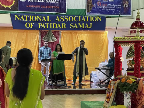 Navratri  at NAPS Samaj Hall 2021