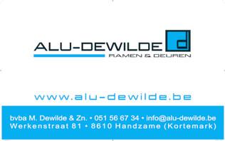 Alu Dewilde
