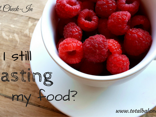 My Journey With Mindful Eating