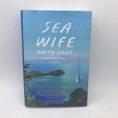 Sea Wife by Amity Gaige