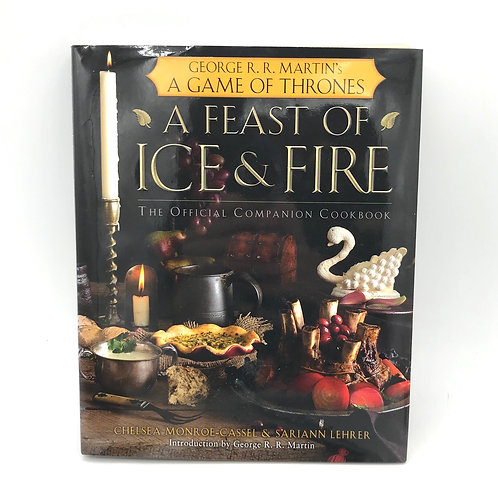 Game of Thrones Companion Cookbook: A Feast of Ice and Fire