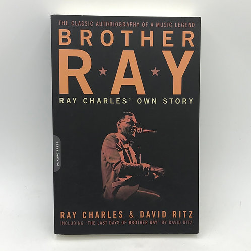 Brother Ray by Ray Charles and David Ritz
