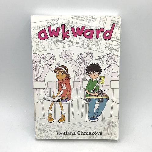 Awkward by Svetlana Chmakova