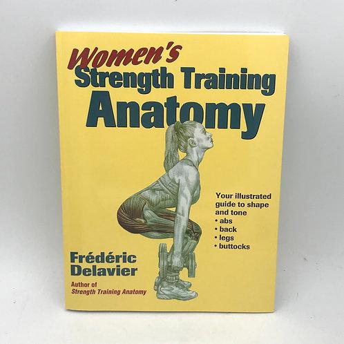 Women's Strength Training Anatomy by Frédéric Delavier