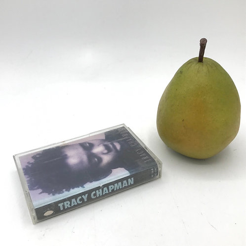 Tracy Chapman Self Titled Cassette Tape