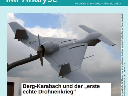 """Berg-Karabach und der """"erste echte Drohnenkrieg"""" - Europas Anteil und deutsche Konsequenz"""