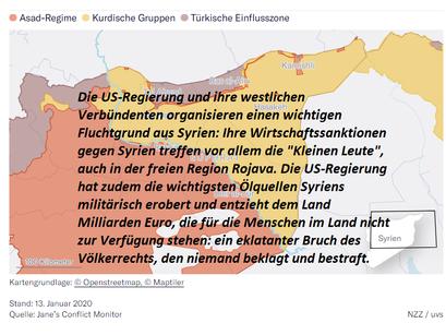 Rojava in Gefahr: Nur hier konnten Forderungen der syrischen Demokratiebewegung umgesetzt werden