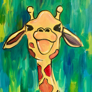 Jerry the Giraffe