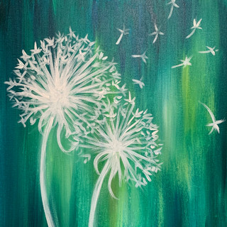 Dandelion Bliss