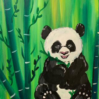 Peppy Panda